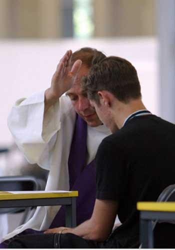 Accueil des prêtres