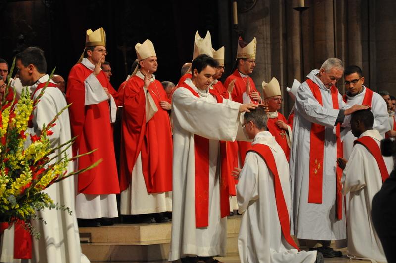 Devenir prêtre ?