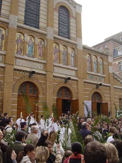 Vivre Pâques à Saint-Honoré d'Eylau